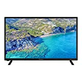 EMtronics 32' Inch HD Ready LED TV with 3 x HDMI, 2 x USB and USB Media Player