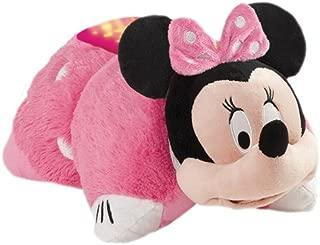 Pillow Pets Disney Dream Lites - Minnie Mouse Stuffed Animal Plush Toy Plush