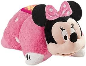 Disney Pillow Pets Dream Lites - Minnie Mouse Stuffed Animal Plush Toy