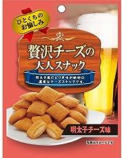 贅沢チーズの大人スナック 明太子味 35g×12個