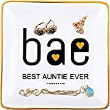 RELISSA Aunt Gifts, Best Auntie Ever, Sister-in-Law Gifts, Auntie Gifts from Niece or Nephew,...