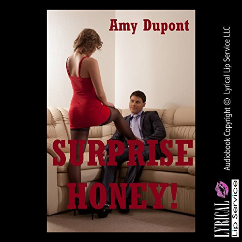 Surprise Honey! cover art
