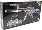 JOYSAE Light Up Combat Toy Machine Rifle Battery...