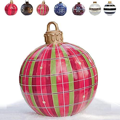 Palla Gonfiabile Gigante,palla Gonfiabile Di Natale Allaperto Decorata,palla Gonfiabile Del Di Buon Natale,decorazione Del Pallone Del Fiocco Di Neve Enorme for Il Giardino Allaperto Con Pompa