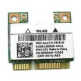 for N5040 Wireless WiFi Card DW1502 Atheros AR9285 AR5B95 Mini PCI-e Half Size Card