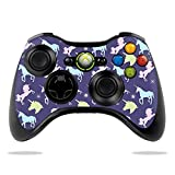 MightySkins Skin Compatible with Microsoft Xbox 360 Controller - Unicorn Dream | Protective, Durable, and Unique Vinyl Decal wrap Cover | Easy to Apply, Remove, and Change Styles | Made in The USA