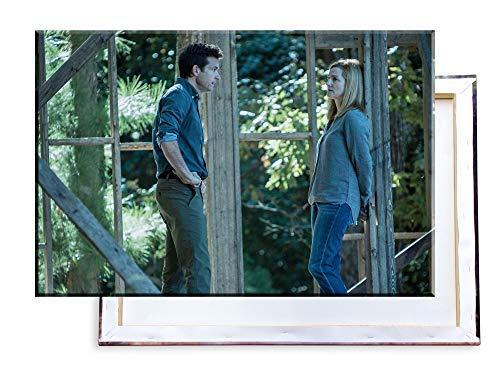 Unified Distribution Ozark - 100x70 cm Kunstdruck auf Leinwand • erstklassige Druckqualität • Dekoration • Wandbild