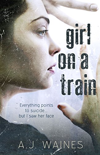 Girl on a Train (English Edition)