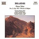 Brahms: Piano Trio No. 3 / Trio In A Major
