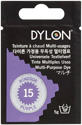 DYLON マルチ (衣類?繊維用染料) 5g col.15 ウインザーパープル [日本正規品]