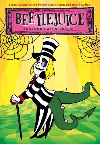 Beetlejuice: Season Two & Three [Edizione: Stati Uniti]