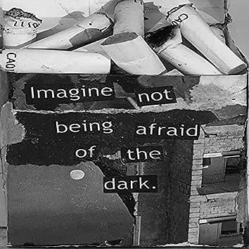imagine not being afraid of the dark (feat. Ja Mess)
