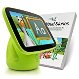 ANIMAL ISLAND AILA Sit & Play Plus Preschool Learning and Reading System Essential for Toddlers 12-36 Months, 60 Storybooks, Letters, Numbers, Vocabulary Words, Songs Best Baby Gift Mom's Choice Gold