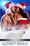 Mistle Tie Me: A Polar Bear Shifter Romance (Shifting Hearts Dating App Book 1)