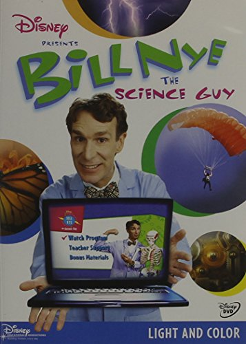Bill Nye the Science Guy: Light & Color