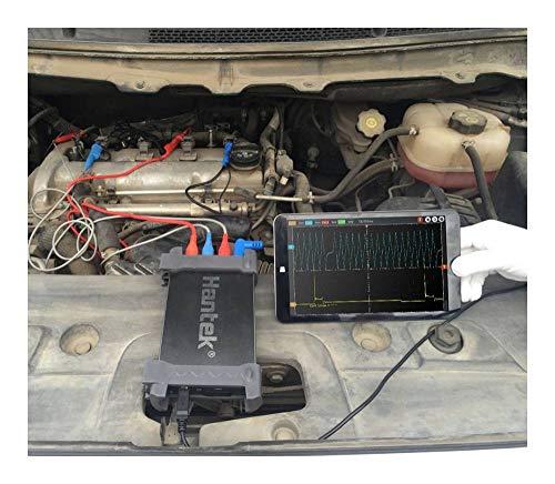 Price comparison product image Hantek Automotive Diagnostics 6074BE Kit II,  4-ch,  70MHz