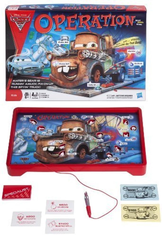 Sin impuestos Disney Pixar Operation Coches 2 2 2 Edition by Operation  comprar ahora