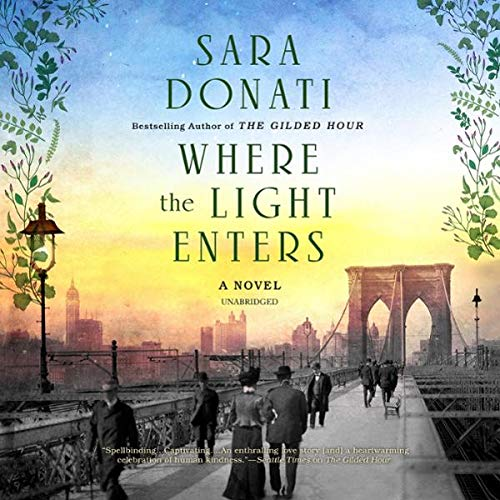Where the Light Enters audiobook cover art