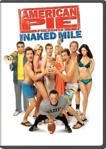 American Pie Presents: The Naked Mile (Rated) [DVD] [Region 1] [NTSC] [US Import]
