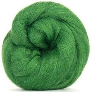Amazon com: Green - Wool Roving / Needle Felting Supplies