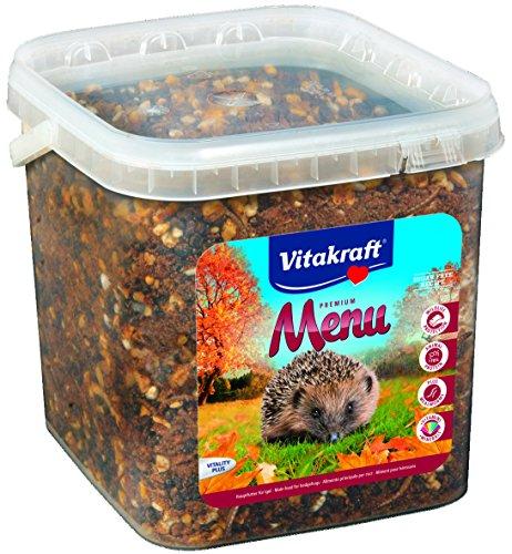 Vita Fuerza Premium Menú, Forro Principal para Erizo, 2,5kg Cubo (1x 2,5kg)
