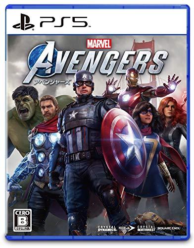 Marvel's Avengers(アベンジャーズ)-PS5