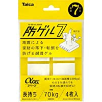 防ゲル7 4枚入り /タイカ Taica