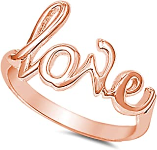 love rings for girls