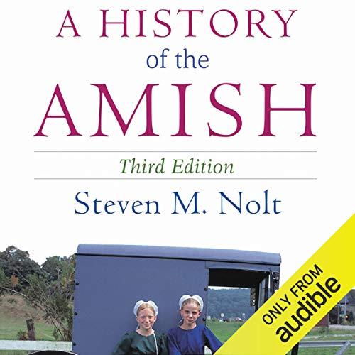 A History of the Amish Titelbild