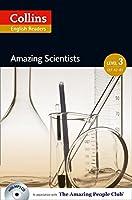 Collins ELT Readers -- Amazing Scientists (Level 3) (Collins ELT Readers. Level 3)