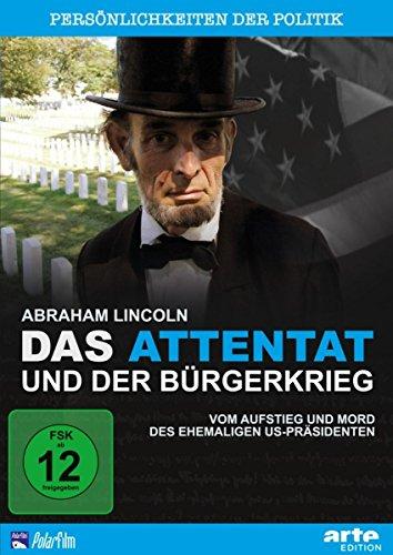 Abraham Lincoln - Das Attentat und der Bürgerkrieg [Alemania] [DVD]