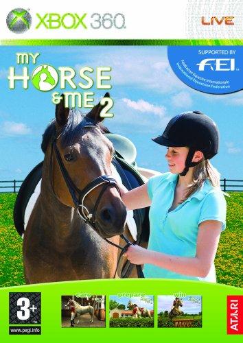 My Horse & Me 2 Xbox 360 Region Free UK Version