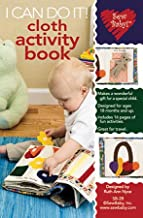 i can do it cloth activity book pattern