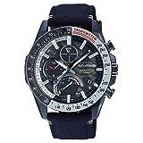 [カシオ] 腕時計 エディフィス Scuderia AlphaTauri Limited Edition スマートフォンリンク EQB-1000AT-1AJR メンズ ブラック