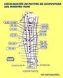 MAPA DE PUNTOS EN LA ACUPUNTURA TUNG: LOCALIZACIÓN DE PUNTOS TUNG