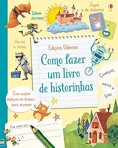 Como fazer um livro de historinhas