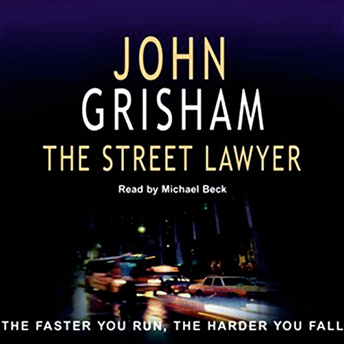 The Street Lawyer audiobook cover art