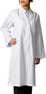 白衣net レディース用診察衣 長袖 ホワイト
