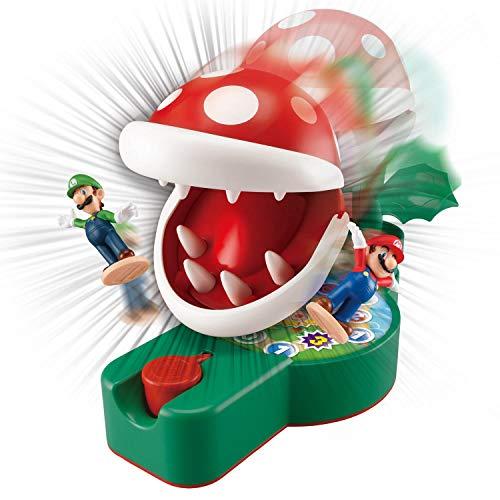 EPOCH Games 7357 Super Mario Piranha Plant Escape!