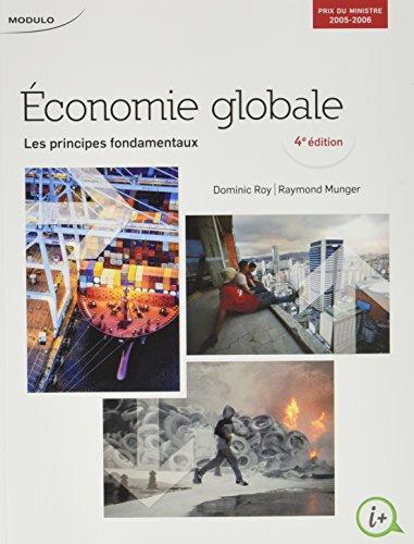 Économie Globale (4ed)