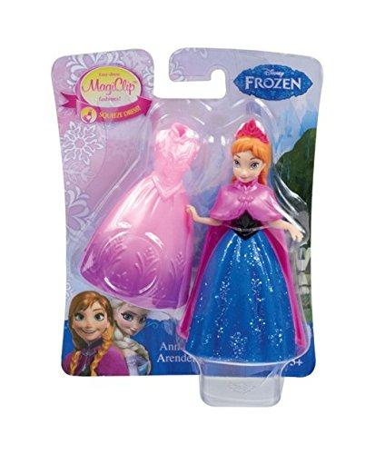 Disney Princess Magiclip Magic Clip Muñeca-Frozen Elsa Y Vestido