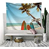 Zoom IMG-1 CHSUNHEY tapisserie Bohemian Beach Bus