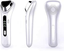 PHNWL-Dispositivo de belleza ultrasónico Terapia de máquina facial de alta frecuencia y terapia de foto rejuvenecimiento y masajeador facial para antiarrugas y antiarrugas