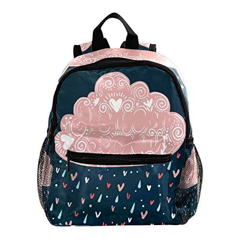 Mochila escolar ligera, mochila de viaje, campamento al aire libre, diseño de rayas de tigre