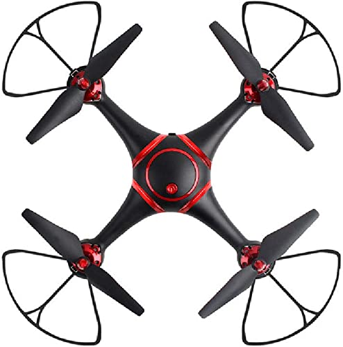 Venta en línea de descuento de fábrica TONGTONG Drone Remoto Remoto Remoto con una cámara de Cuatro Ejes avión de Altura Fija WiFi en Tiempo Real de transmisión de Imagen con Luces LED de Control Remoto de un botón de Inicio de Modo sin Cabeza  Mejor precio