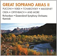 Great Soprano Arias 2 by VARIOUS (2011-04-26)