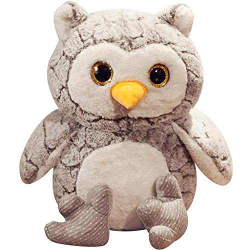 SMEJS Chicken Plush Toy, Cute Plush Toy Pillow, Creative Girl Gift (Color : B, Size : 40CM)