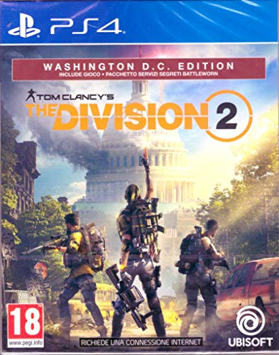PS4 - The Division 2 - Washington D.C. Edition - [PAL ITA]
