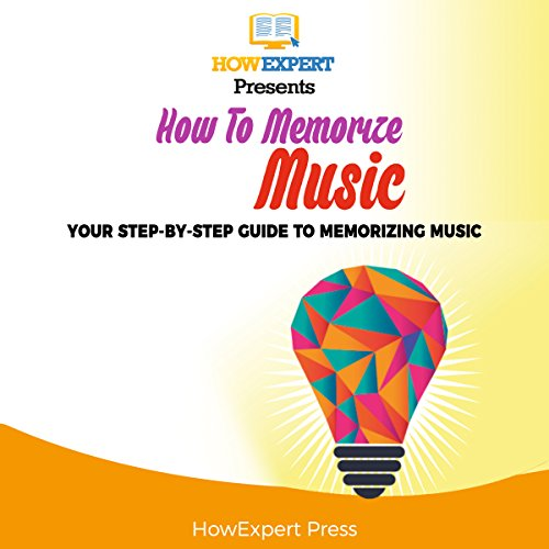 How to Memorize Music audiobook cover art
