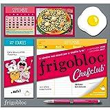 FrigoBloc Le calendrier Chefclub hebdo (de Sept 2020 à Déc 2021)